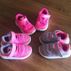 Nike bundle! Toddler sneakers